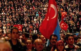 Тактика Берлина к эмиссарам Эрдогана