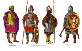 Шарль Диль об армянах Византии