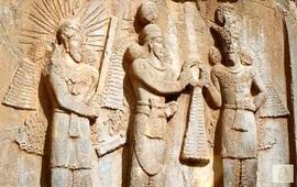 Мушег Мамиконян и гарем персидского шаха