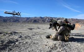 Пентагон укрепляет оборону ополченцев