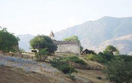 Спитак Хач Ванк - Белый крест