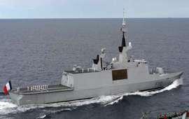 Французский фрегат «Лафайет»