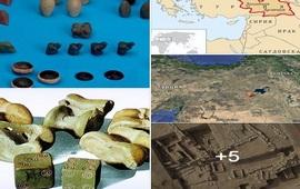 Фигурки древней игры - Западная Армения
