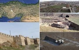 Эрзрум - Карин - Древний город Армении