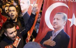 Турки отказались от митингов в Германии