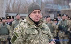 """Муженко: Семенченко """"слил"""""""