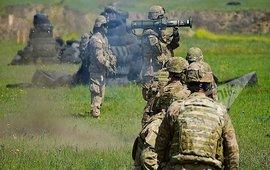 ВС Армении впервые в учениях НАТО