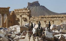 Асад: Часть Пальмиры освобождена