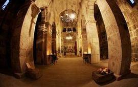 Монастырь Цицернаванк - Арцах
