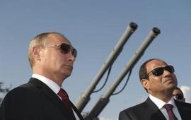 Россия могла разместить военных в Египте