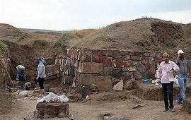 В Ереване обнаружена древняя улица