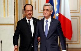 Арцах: Олланд выступил за возможные санкции