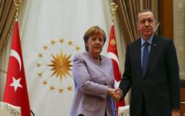 Европа под властью Эрдогана