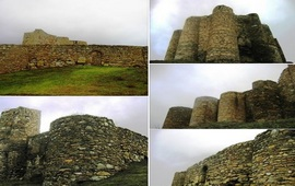 Крепость Галинджакар