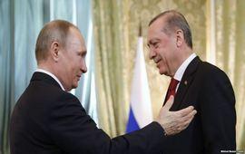 Путин разрешит туркам работать в России