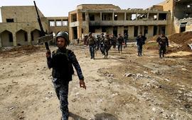 Армия Ирака у ворот старого города