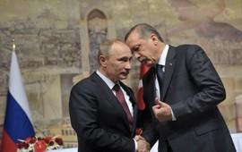 Курдский вопрос между Россией и Турцией