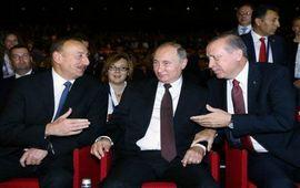 Россия-Турция-Азербайджан - Тройственный союз