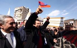 Тенденции предвыборных страстей в Армении