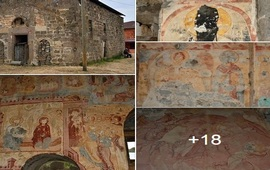 Монастырь Всеспасителя - Армения Трапезунд