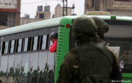 Вооруженная оппозиция покидает Хомс