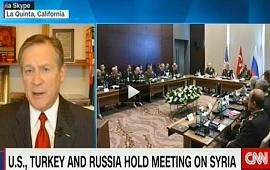 США объединились с Россией против ИГ