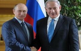 Встречи Путина с Нетаньяху и Эрдоганом