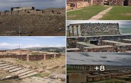 Армения - Арин Берд - Крепость Ариев