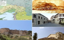 Тарс и Сис - столицы Киликийского царства