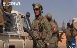 Турки мешают освобождению Ракки от ИГ