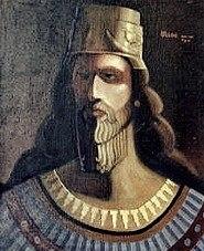Менуа - Правитель Араратского царства