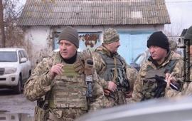 Хроника Донбасса: Муженко заговорил о войне