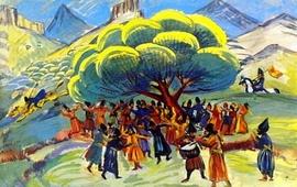 Армянский новый год
