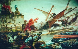 Армяне адмиралы - Морская слава Армении