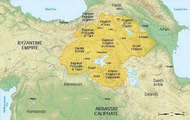Армения - Царство Багратидов
