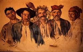 Золото басков - первые обитатели Наварры