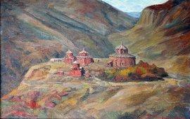 Монастырь Хцконк - Карсская область