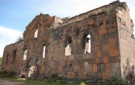 Птгнаванк - Птгни - Армения
