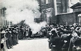 Армения в период Февральская революция