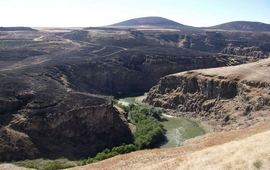 Река Агстев - Армения