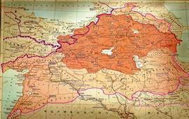 Армянское нагорье на рубеже Передней Азии