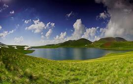 Аждаак - потухший вулкан - Армения