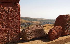 Замок Амберд - гора Арагац - Армения