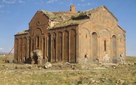 Кафедральный собор Святой Девы в Ани