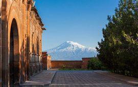Зарисовки природы Армении