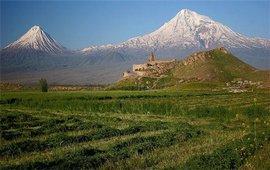 О названиях священной армянской горы
