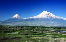 Армения древняя страна чудес