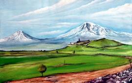 Восточная Армения или кто такие албаны