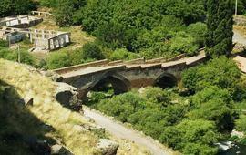 Город Аштарак - Армения
