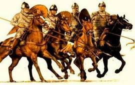 Рыцарство в Армении - IV—VI вв.